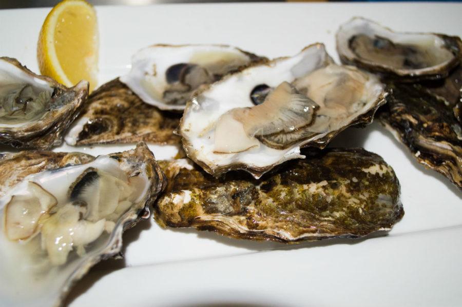 Elke vrijdag @ Gastrobar Hartig: Happy Oyster Hour
