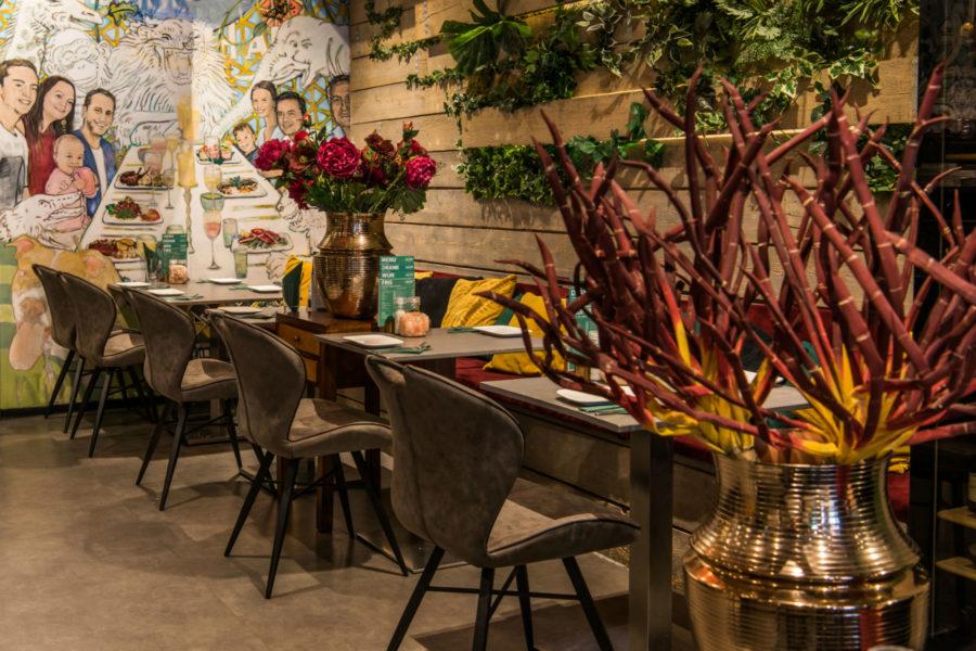 Lang tafelen? Kom naar restaurant Gastrobar Hartig in Rotterdam