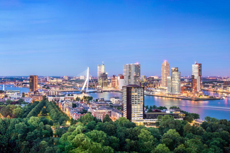 Eurovisie Songfestival menu bij Gastrobar Hartig in Rotterdam